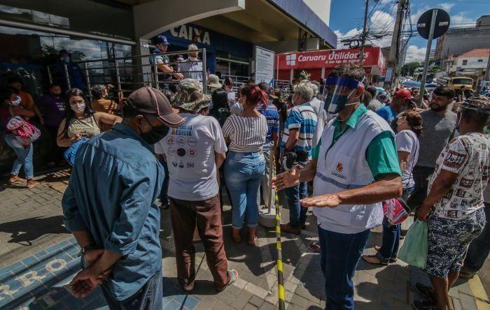 Sem auxílio emergencial, Brasil pode viver a maior calamidade social da história