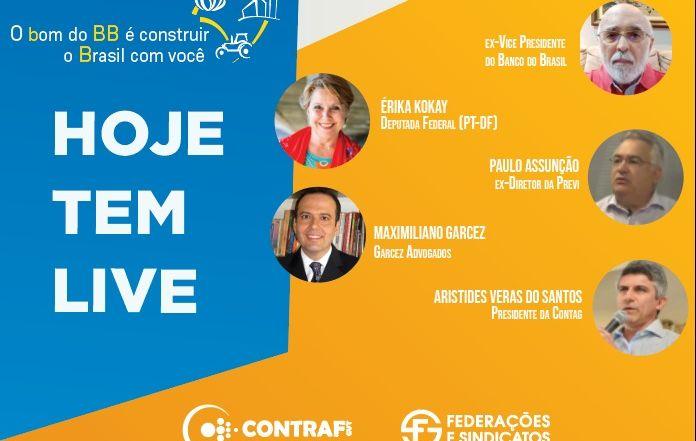 Seminário debate sobre ataques ao Banco do Brasil