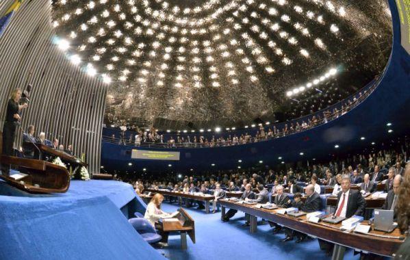 Senado já debate projeto de reforma trabalhista, agora PLC 38