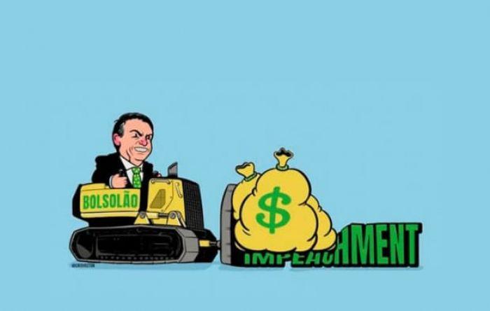 Senador bolsonarista quer investigar Bolsolão, que teve até taxa de fidelidade