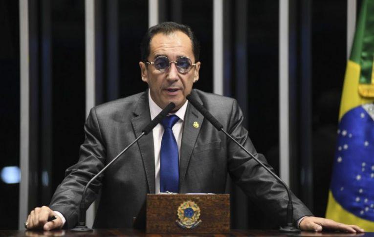 Senador Kajuru grava conversa com Bolsonaro sobre CPI da Covid