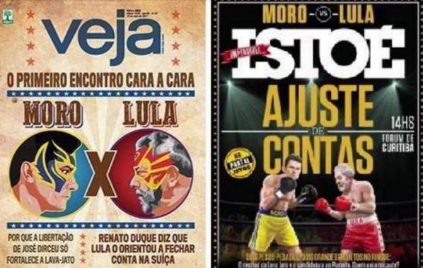 Sérgio Moro X Lula: Procura-se juiz no julgamento do século