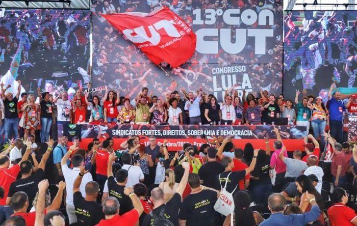 Sérgio Nobre é eleito presidente da CUT por unanimidade