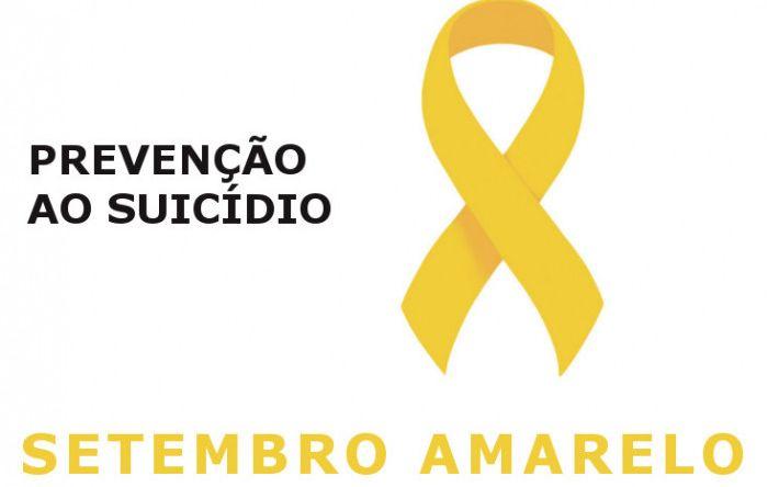 """Setembro Amarelo"" alerta sobre realidade do suicídio"