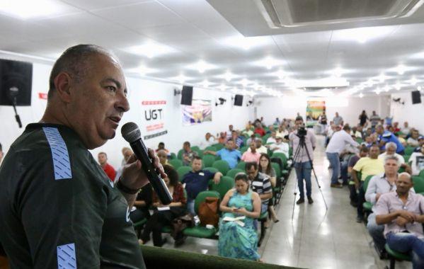 Setor de transportes em SP aprova paralisação contra reforma da Previdência