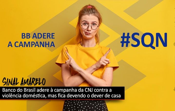 Sinal amarelo para o Banco do Brasil