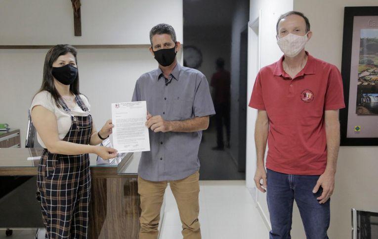 Sindicato de Campo Mourão se mobiliza para impedir o fechamento de agência do Banco do Brasil