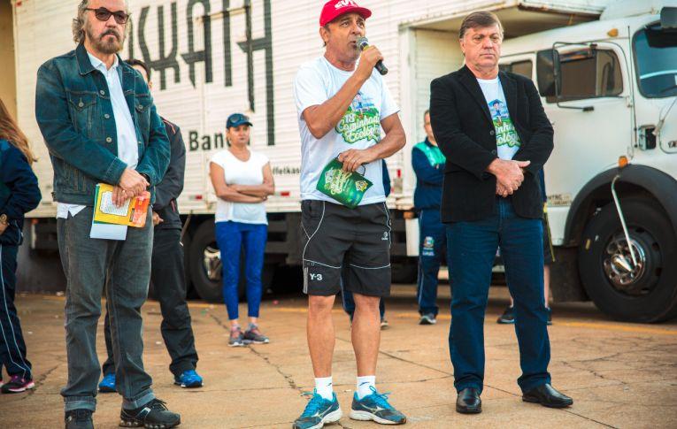 Sindicato de Umuarama: 18ª Caminhada Ecológica foi sucesso absoluto