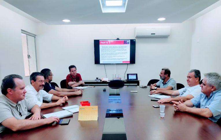 Sindicato de Umuarama debateu temário do Congresso Nacional da CUT