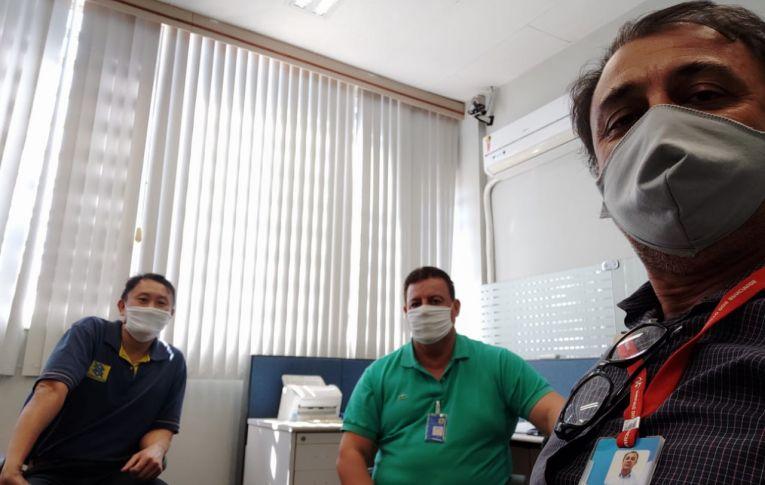 Sindicato de Umuarama faz nova rodada de visitas às agências bancárias