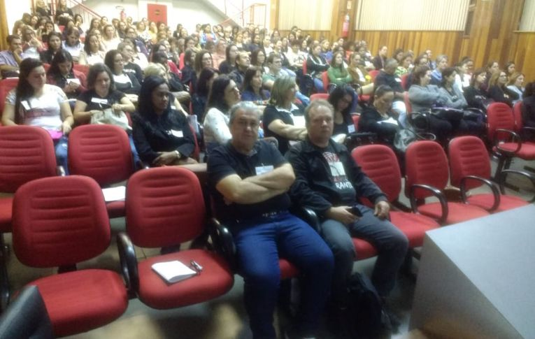 Sindicato de Umuarama participou da Conferência Municipal de Educação