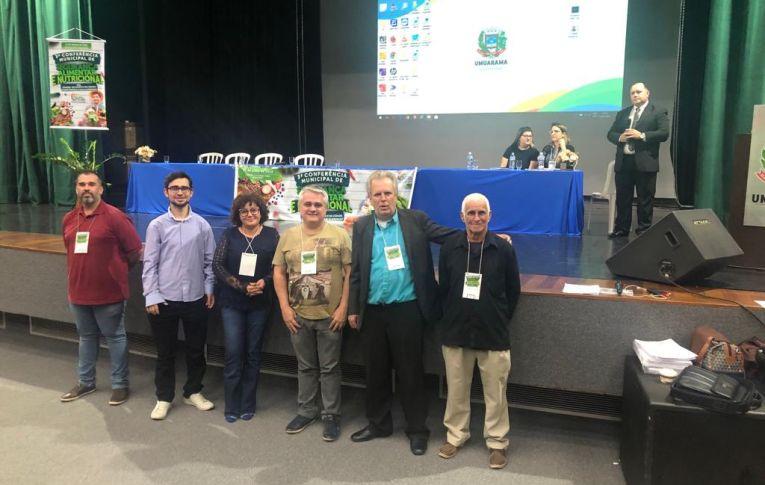 Sindicato de Umuarama participou da Conferência Municipal de Segurança Alimentar