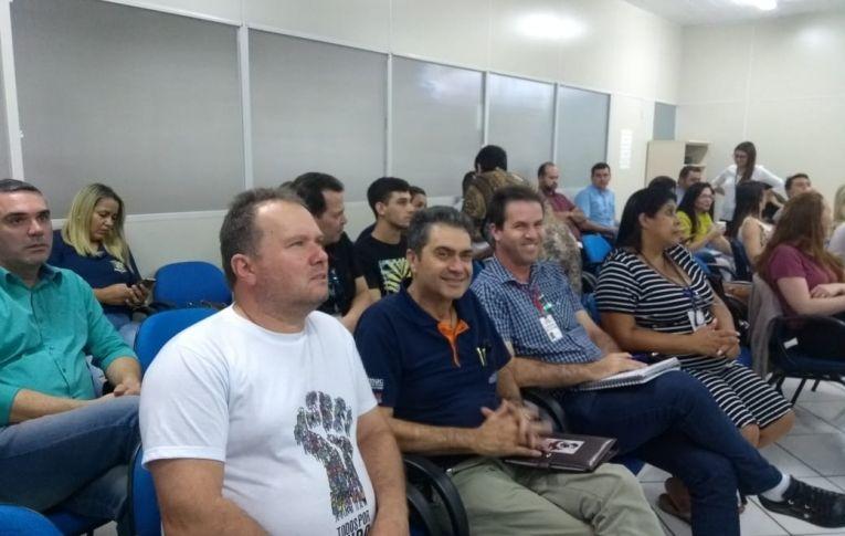 Sindicato de Umuarama participou da criação do Comitê na 12ª Regional de Saúde