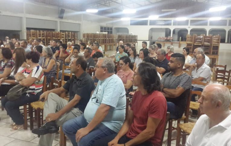 Sindicato de Umuarama realizou palestra sobre a Reforma da Previdência em Assis Chateaubriand