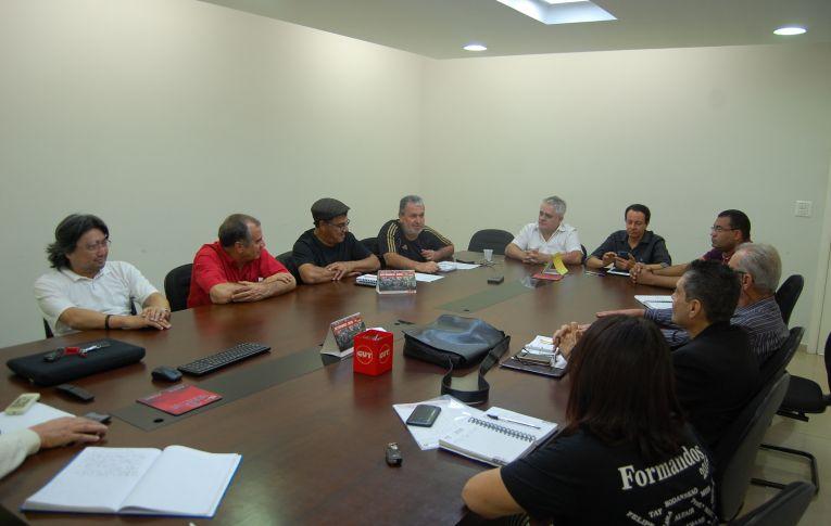 Sindicato de Umuarama sediou reunião da CUT Regional Noroeste
