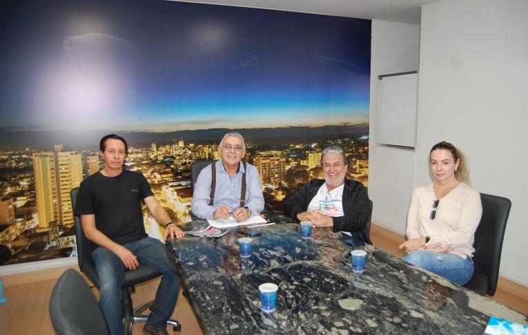 Sindicato de Umuarama visita Associação Comercial para discutir Greve Geral