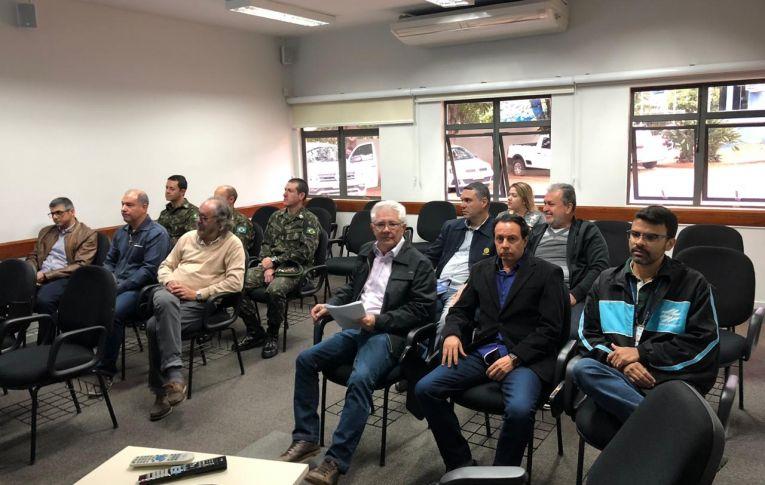 Sindicato participou da reunião de avaliação da 18ª Caminhada Ecológica de Umuarama