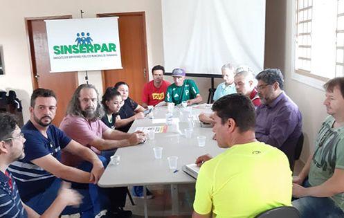 Sindicatos de trabalhadores e movimentos populares organizam atos em Paranavaí