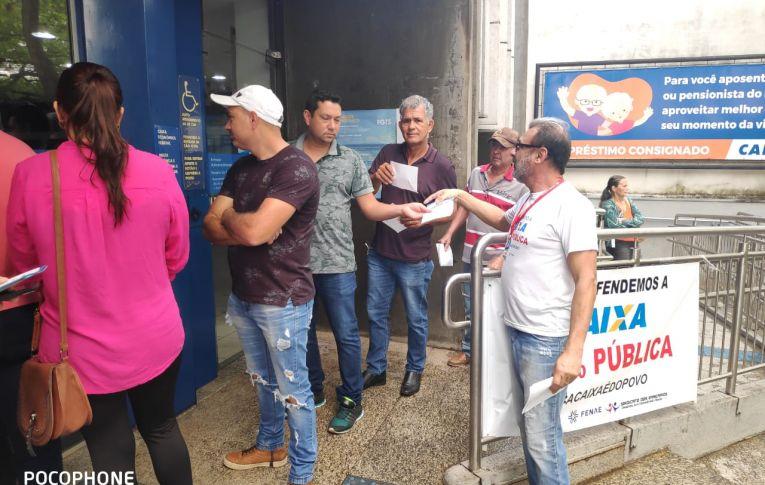 Sindicatos do Pactu participaram das mobilizações do dia 20/09
