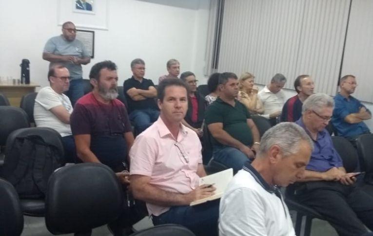 Sindicatos do Pactu participaram de palestra sobre a Funcef