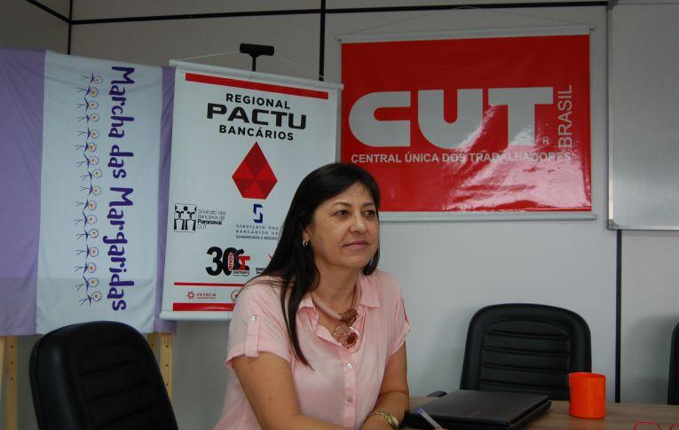 Sindicatos do Pactu se reúnem em Guarapuava e elegem nova coordenadora