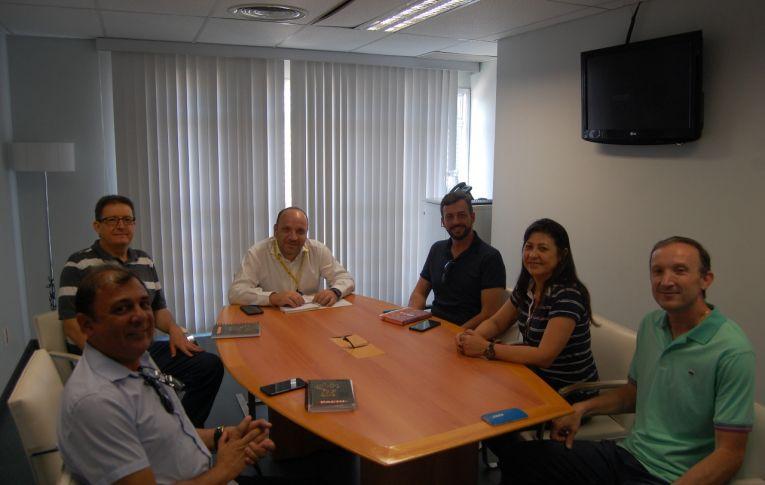 Sindicatos do Pactu se reuniram com a Superintendência do Banco do Brasil