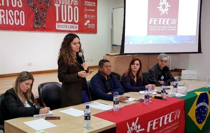 Sindicatos do Paraná avaliam Campanha Nacional 2018