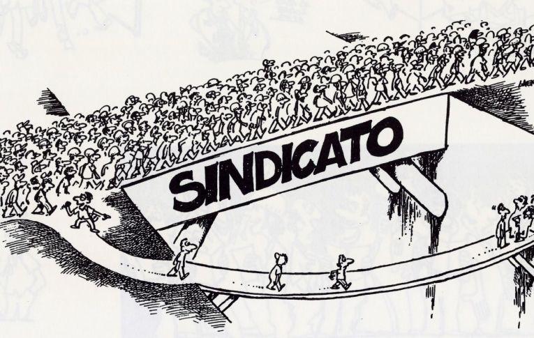 Taxa de sindicalização diminui em meio à crise brasileira