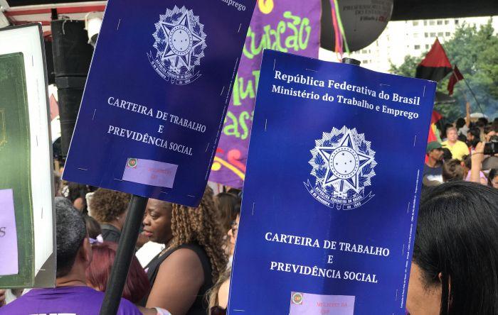 Trabalhadores dos bancos, Petrobras e Correios lutam por reajustes e emprego