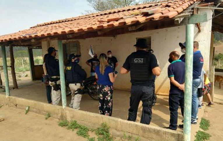 Trabalhadores são resgatados de condições análogas à escravidão no interior de SP