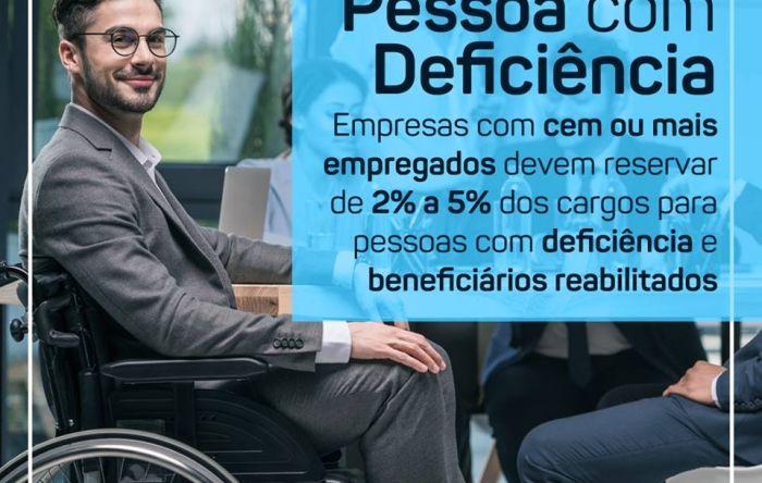 TST manda reintegrar trabalhador com deficiência demitido sem justa causa