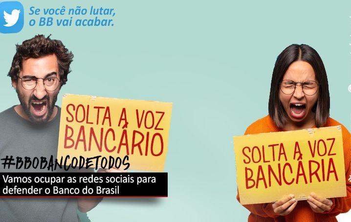 Tuitaço mostrará importância e denunciará ataques ao Banco do Brasil