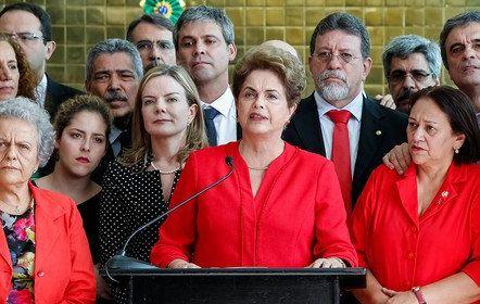 Um ano sem Dilma, sem direitos, sem soberania