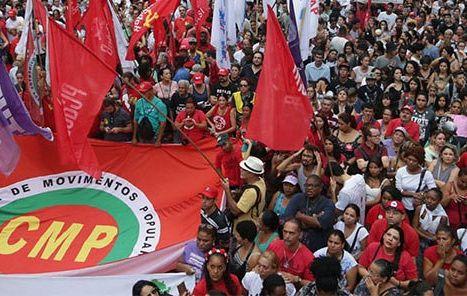 Unidade de movimentos popular e sindical pode levar à maior greve da história, diz CMP