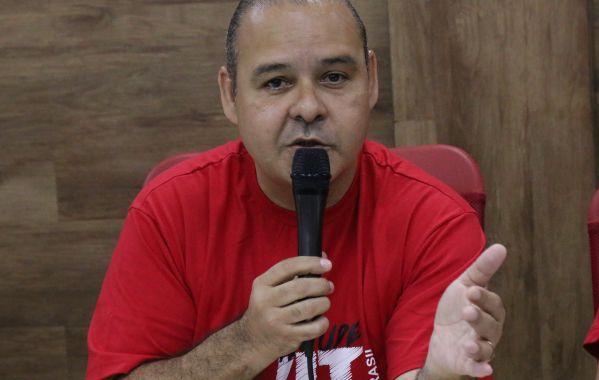 Vagner Freitas convoca classe trabalhadora para greve nacional