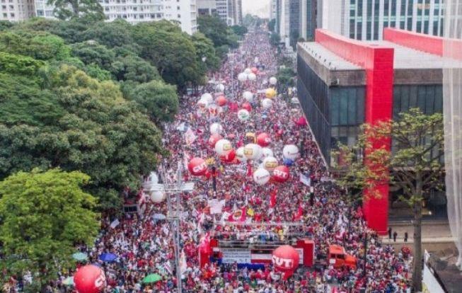 Vamos parar o Brasil no dia 28 de abril