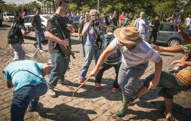 Violência de fazendeiros gaúchos contra Lula tem origem secular