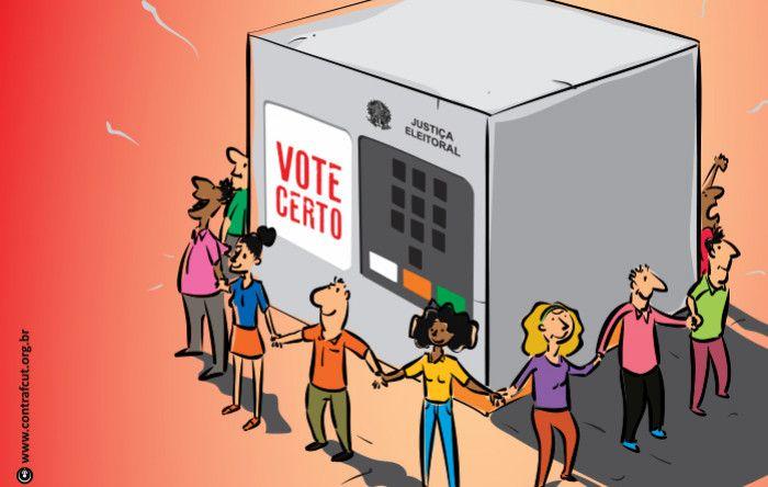 Votar também é lutar por direitos