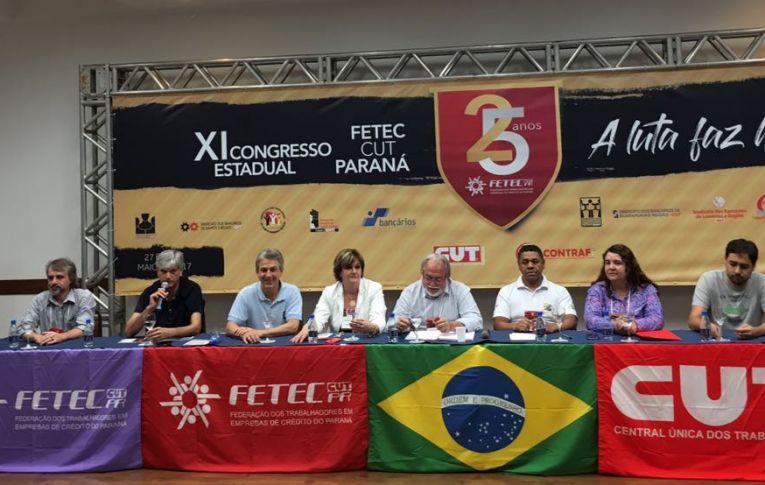 XI Congresso da Fetec – A Luta Faz História