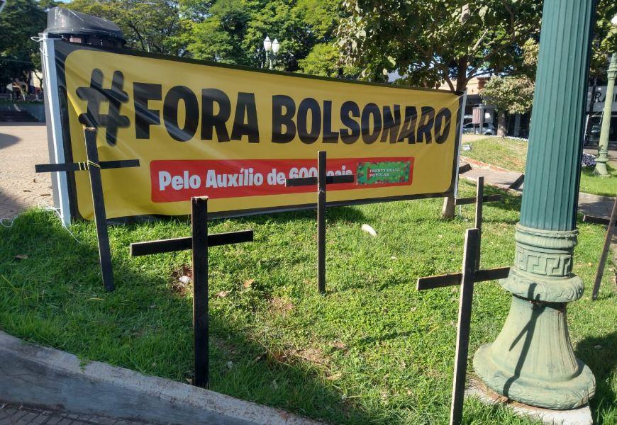 Foto #3JForaBolsonaro