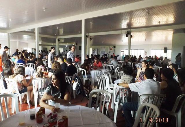 Foto Festa dos Bancários Campo Mourão