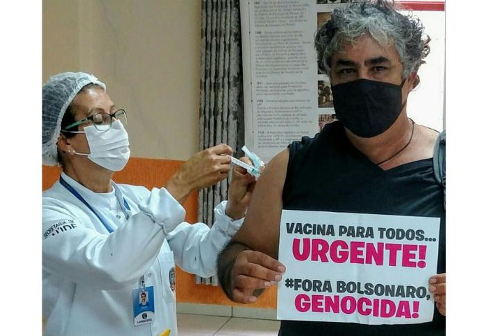 Joel Guedes, Jornalista do Sindicato, Umuarama
