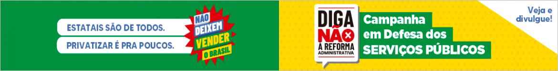 Não Deixem Vender o Brasil